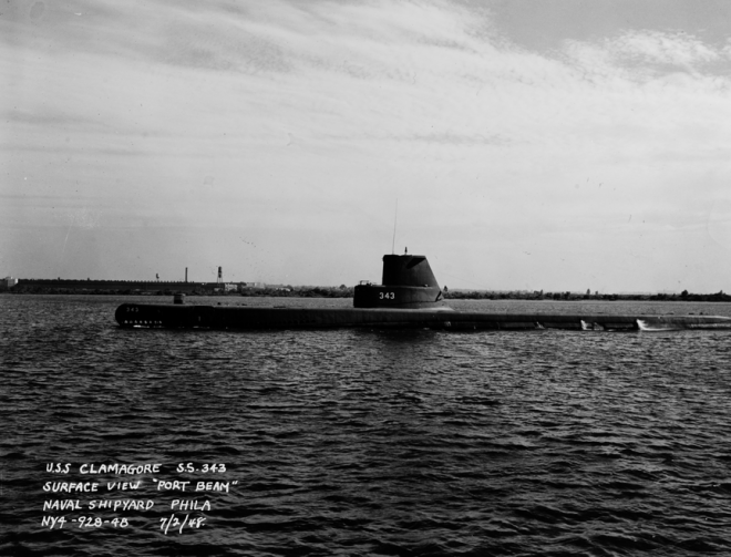 Submariners are Suing South Carolina to Save Cold War-Era Attack Boat
