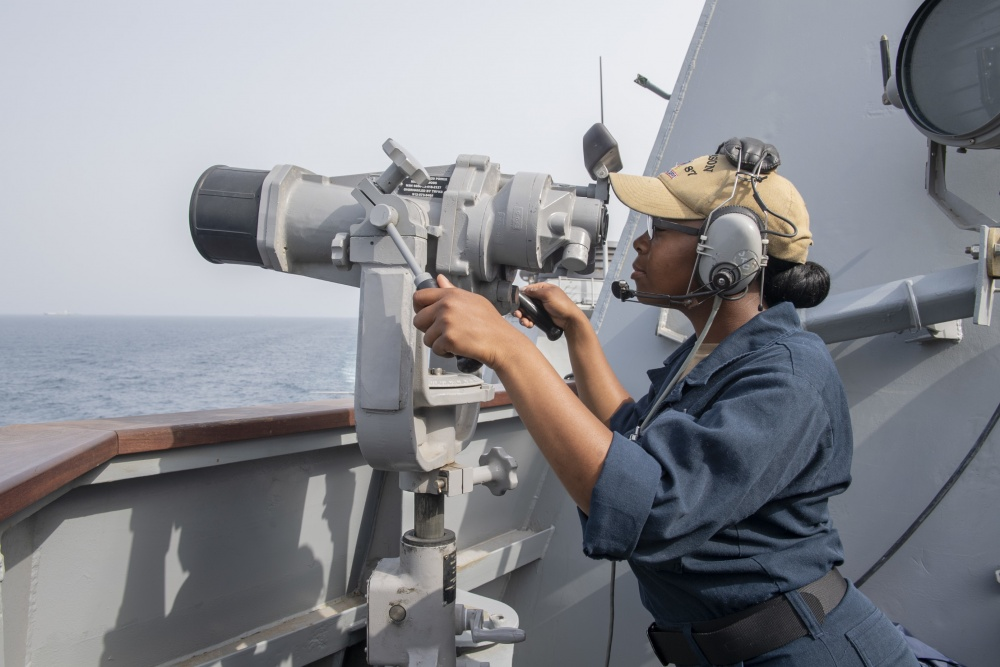 U.S. Sends Three Warships Back Into Persian Gulf After Clearing Them Out Earlier This Month - USNI News