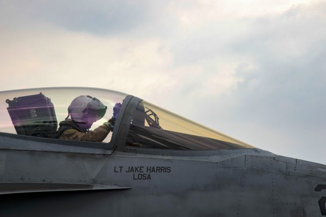 Navy Taking Major Steps to Prevent Future Physiological Events in Jets