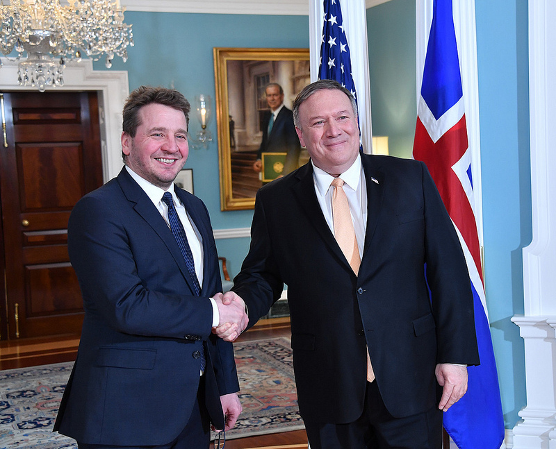 Iceland Foreign Minister Praises NATO Support Against Russian Intrusions, Chinese Exploration - USNI News
