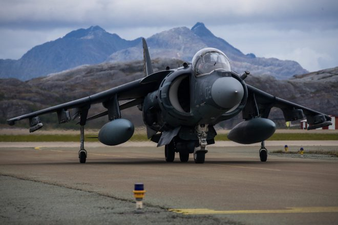 AV-8B Harrier That Crashed in North Carolina Being Recovered; Pilot Released from Hospital