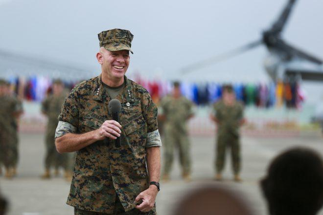 Moran, Burke Confirmed as Next CNO, VCNO; Alaska Senator Holds Up Berger Confirmation as Commandant