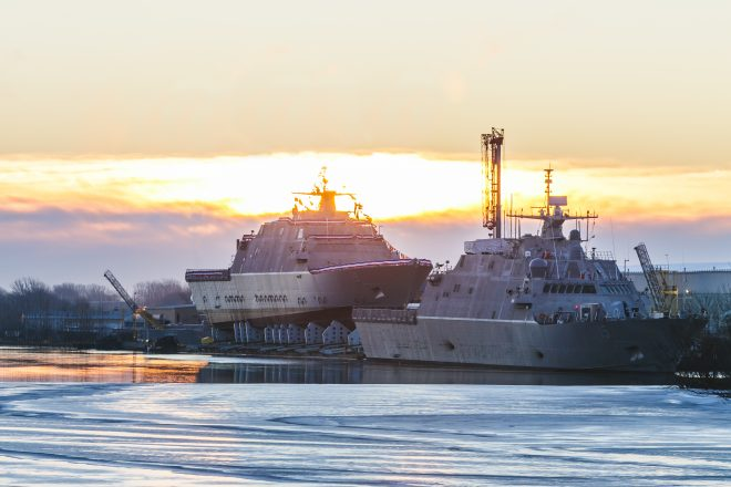 House, Senate Defense Bills Tough on Littoral Combat Ship Programs