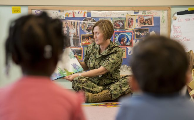Navy Child Care Waitlist for On-Base Services is 9,000 Kids Long