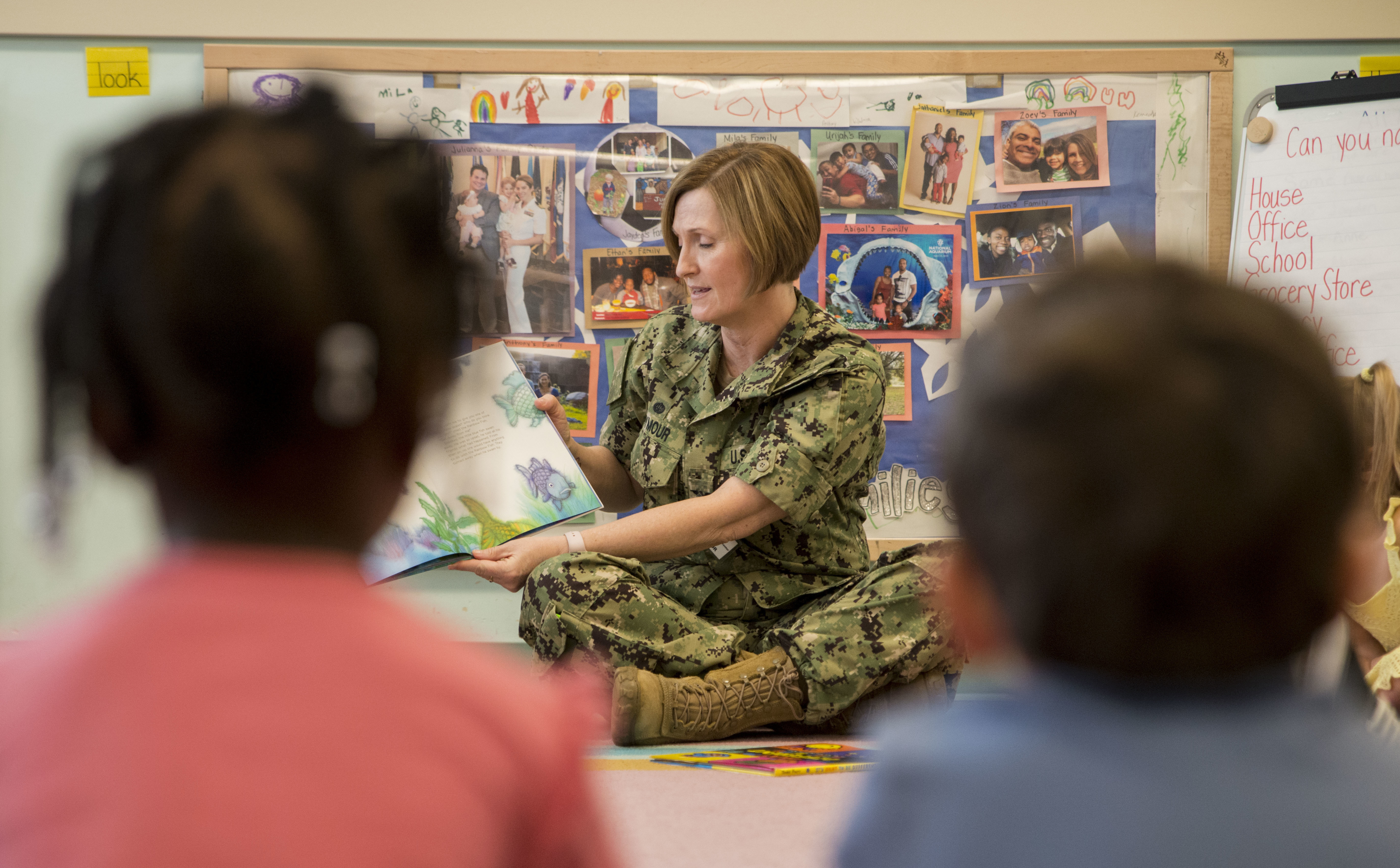 Navy Child Care Waitlist for On-Base Services is 9,000 Kids