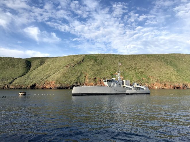 Surface Warfare Directorate Still Considering Large Combatant Requirement; MUSV RFP Released
