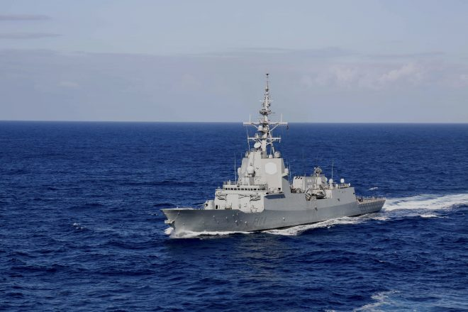 Spanish Frigate Drops Out of Lincoln Strike Group Over U.S. Iran Stance