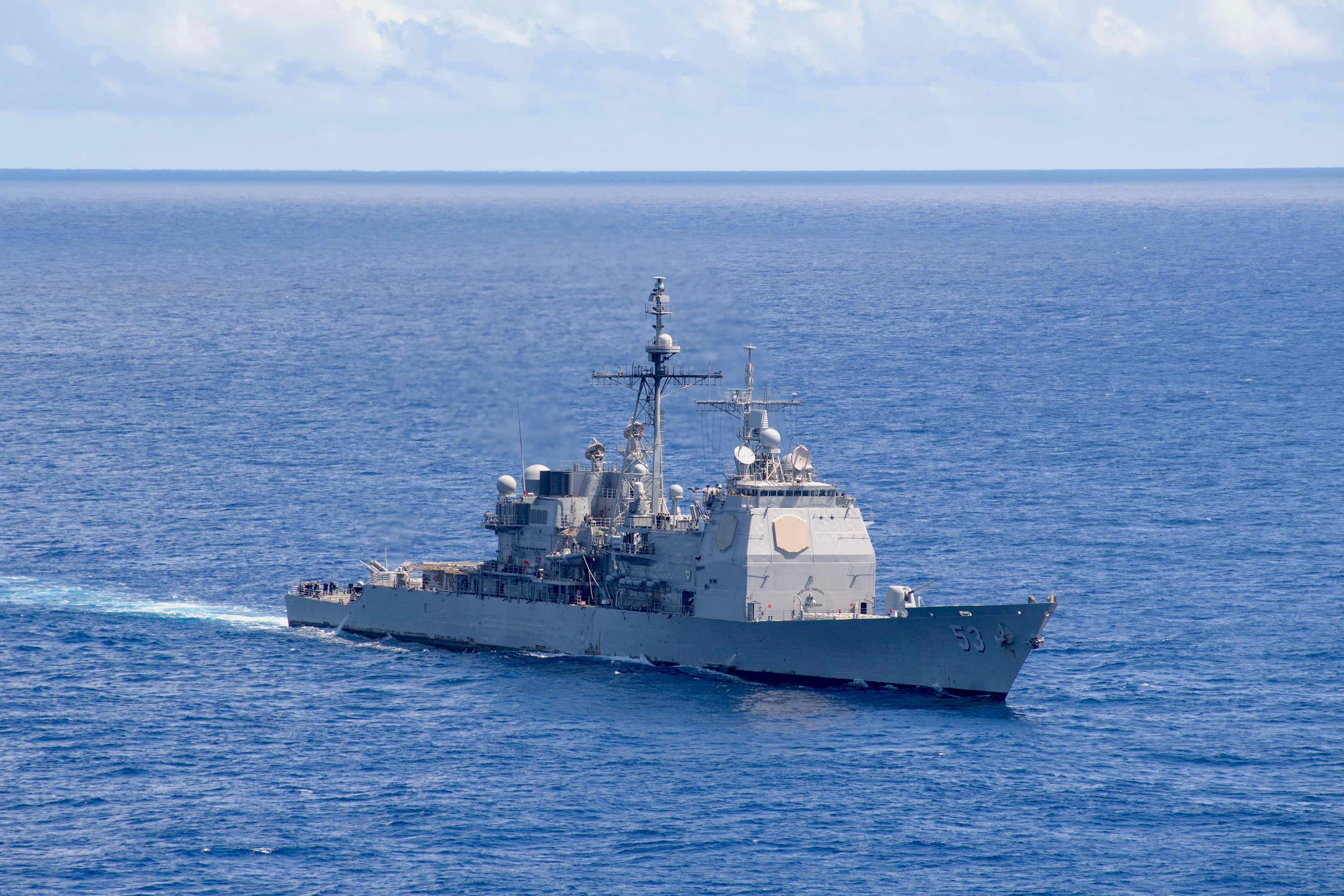 USNI News Fleet And Marine Tracker: May 13, 2019