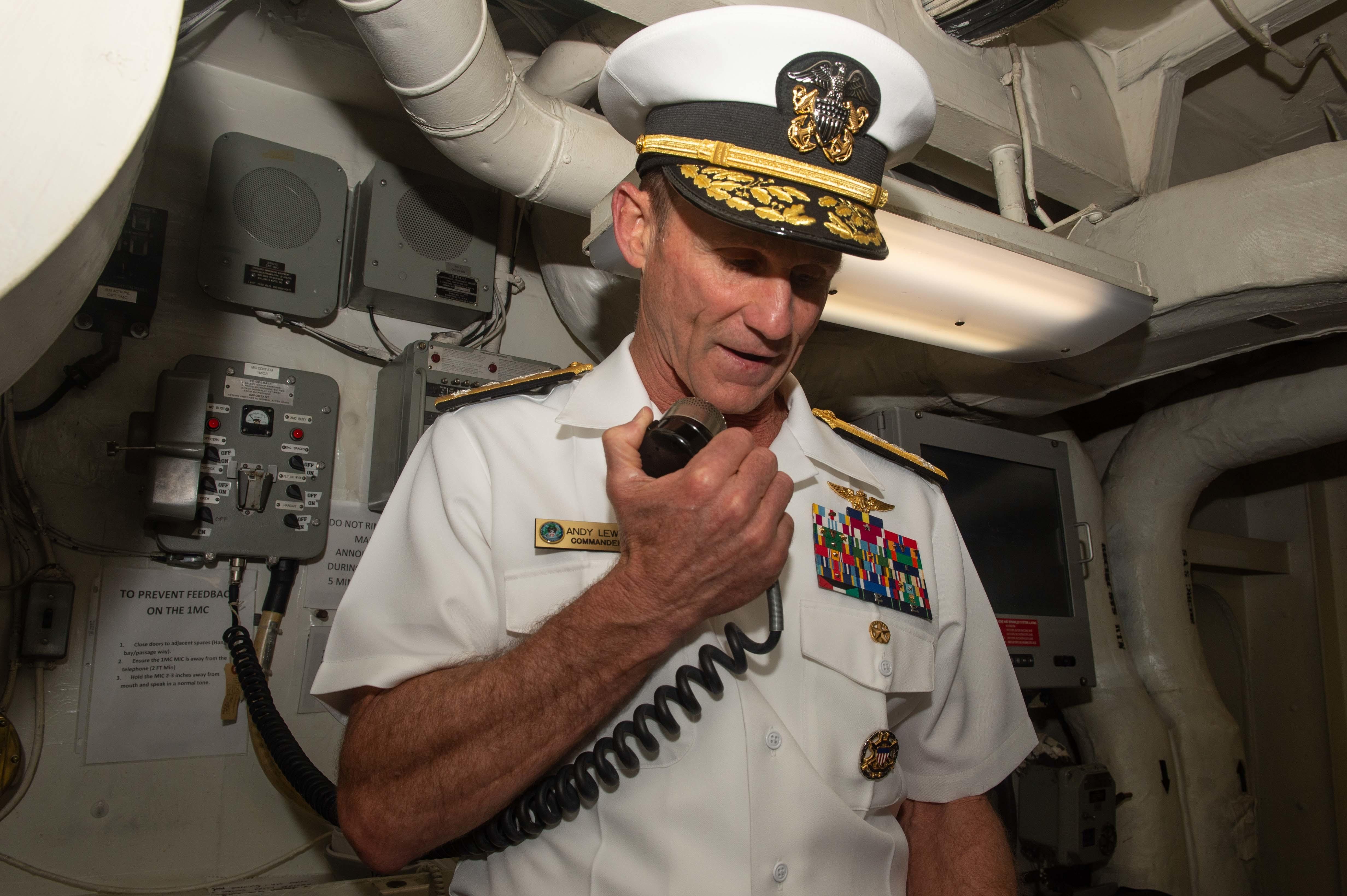 U.S. 2nd Fleet Flexes Arctic Operational Muscle - USNI News