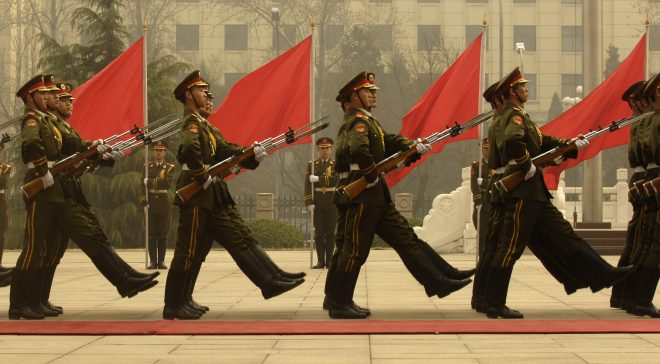 New Chinese Military Strategy Casts U.S. Military in Asia as Destabilizing
