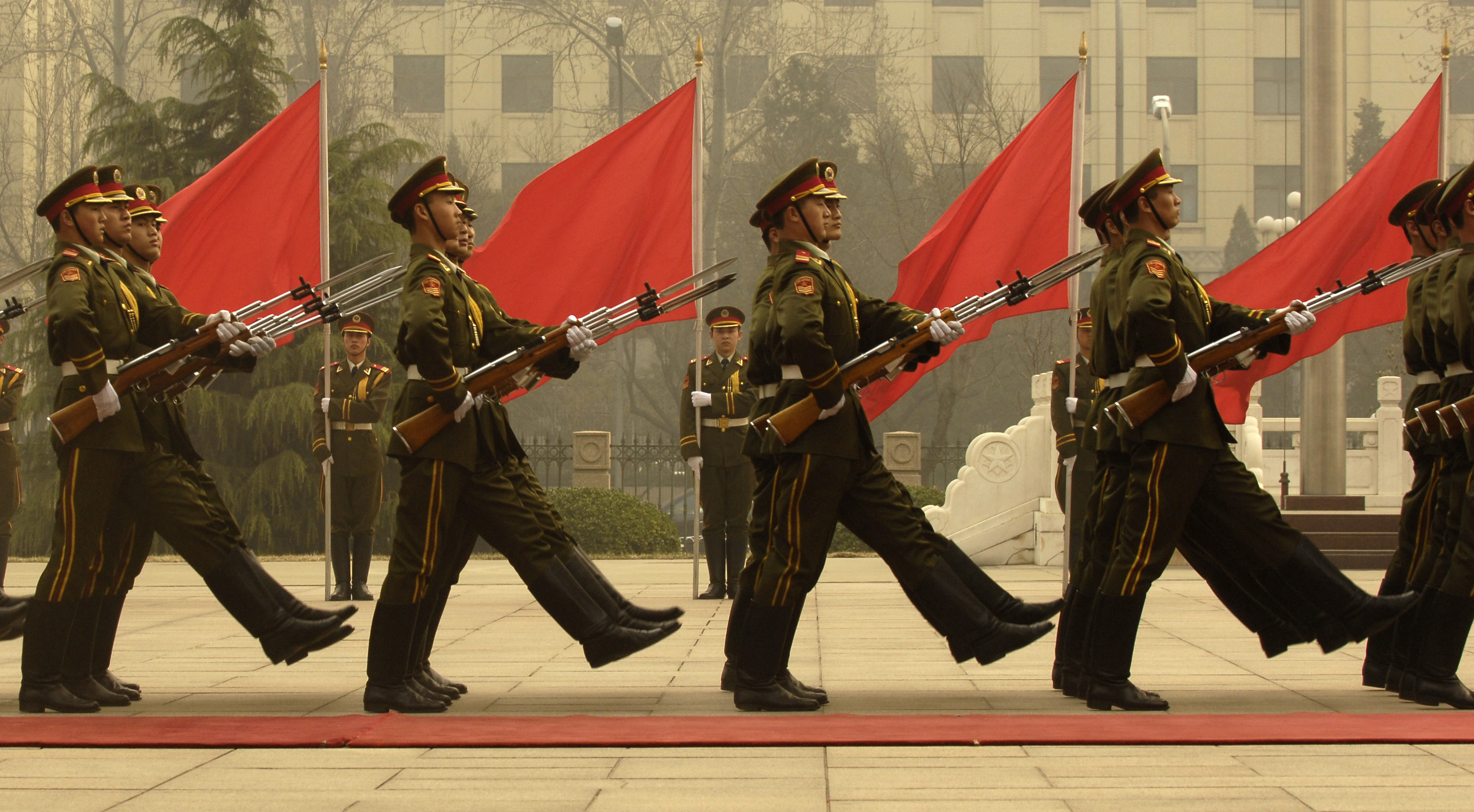 New Chinese Military Strategy Casts U.S. Military in Asia as Destabilizing - USNI News
