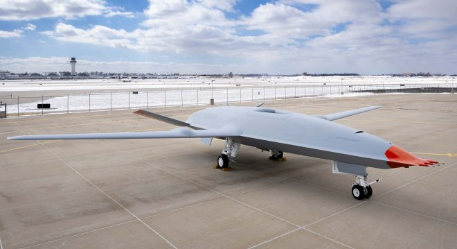 Navy Exercises $84.7 Million Option With Boeing For Three MQ-25A Stingrays