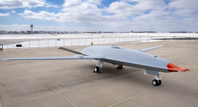 Navy Has No Plans Develop Lethal Carrier UAV Before MQ-25A Hits Flight Decks