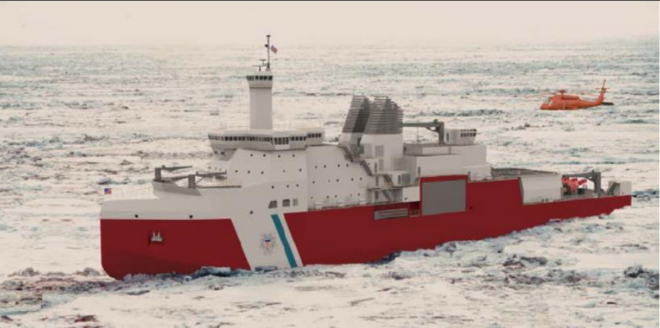Report to Congress on Coast Guard Polar Security Cutter