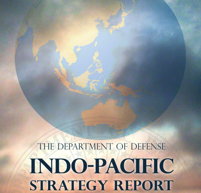 The Department of Defense's New Indo-Pacific Strategy