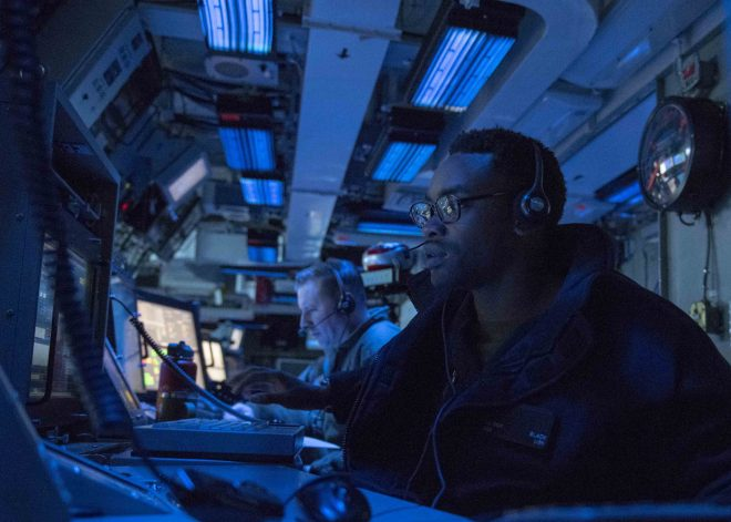 Navy Looking for Better Ways to Share Data