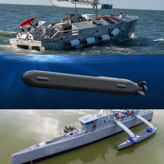 Navy, Marines Moving Ahead with Unmanned Vessel Programs