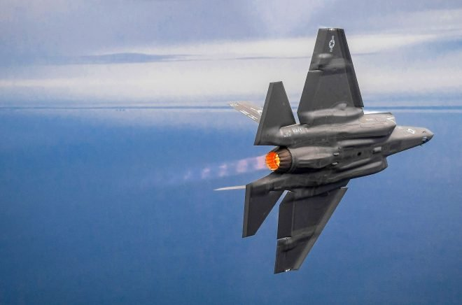 Congress Unhappy With Ford-Class Inability to Deploy With F-35 Fighters
