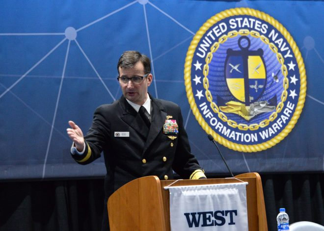 Navy Takes the 'Space' Out of Space and Naval Warfare Systems Command