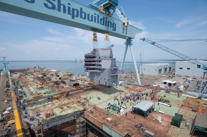 UPDATED: White House-Led Navy Shipbuilding Plan Set to Push Boundaries of Pentagon Budgets, Industry Capacity