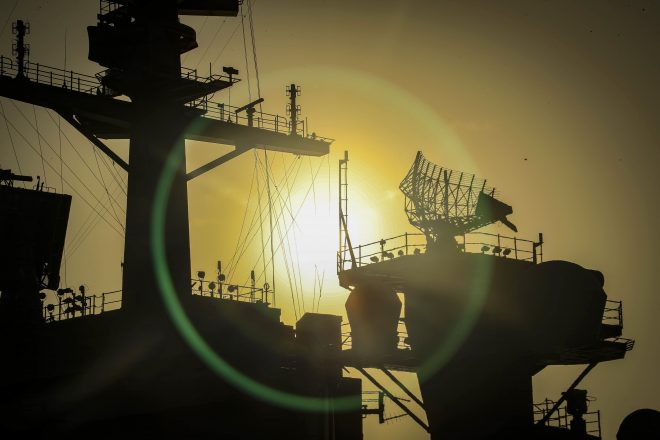 Navy Committed Netted Sensors and Weapons to Support Future Fights