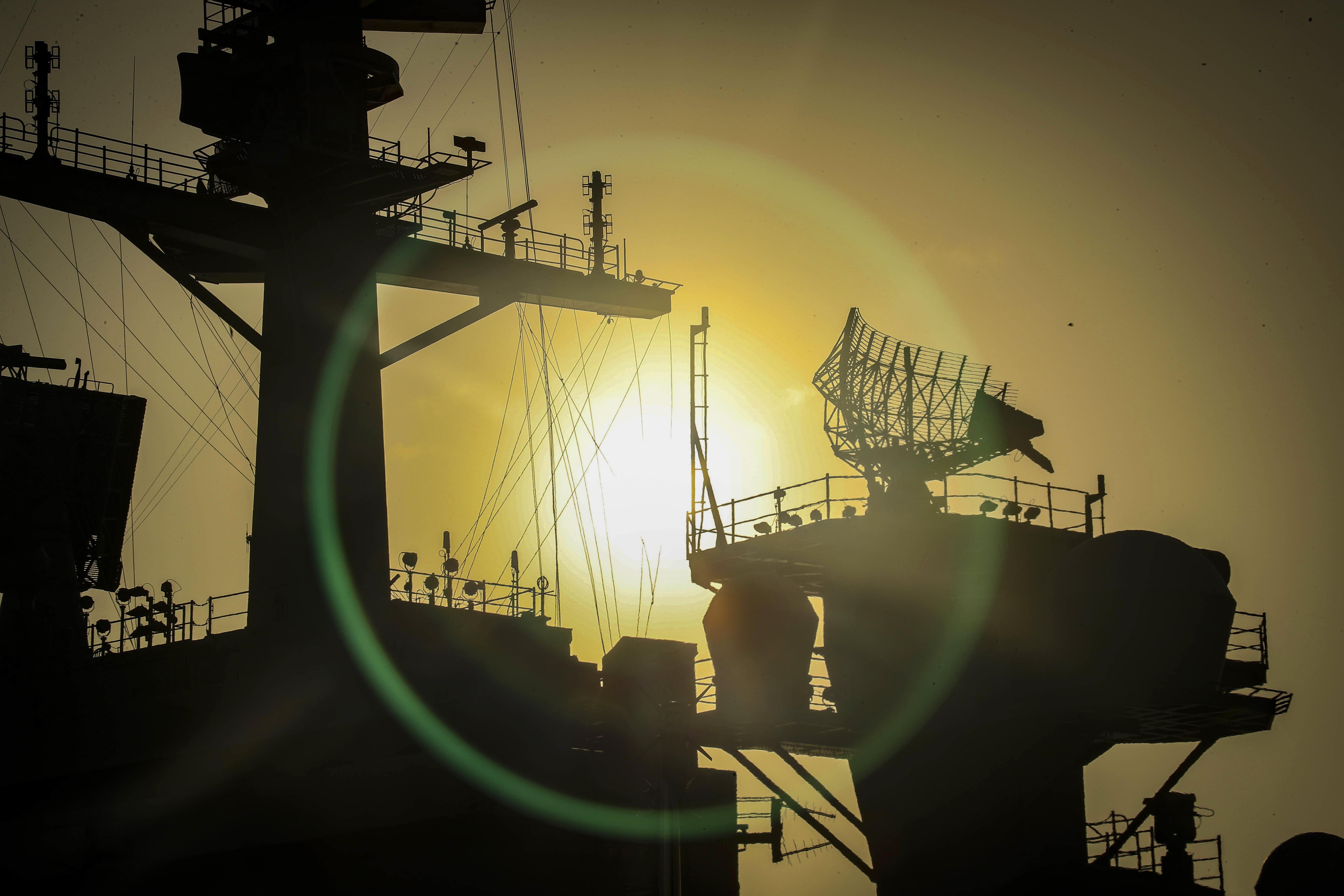 Usni News Fleet And Marine Tracker June 10 2019