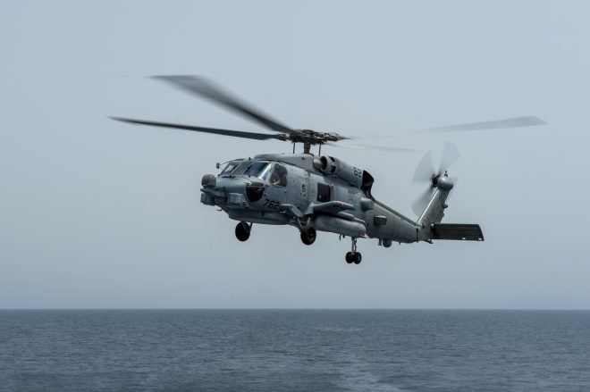 Indian Navy Expanding Anti-Submarine Warfare Stable with Initial $904M MH-60R Buy