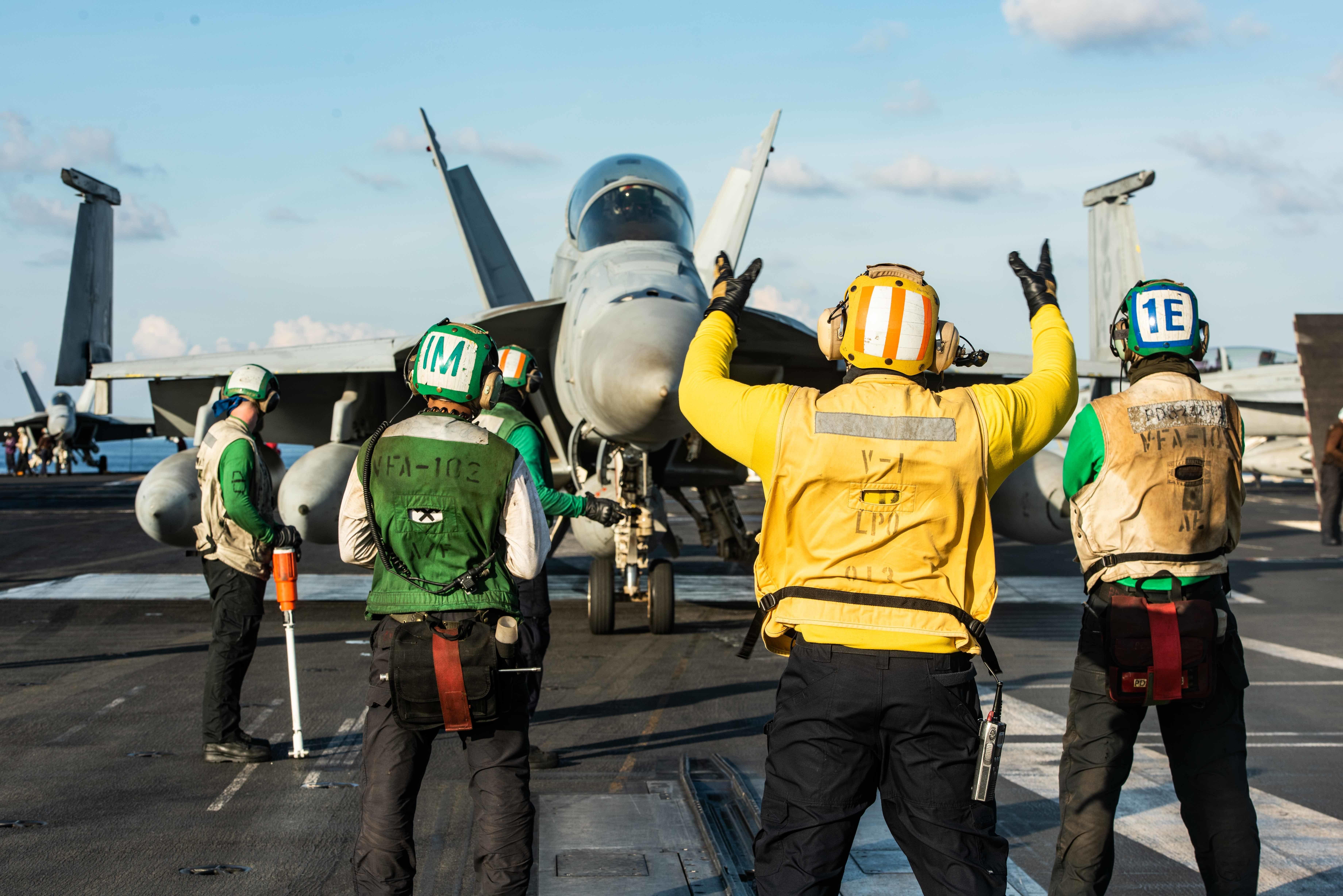 USNI News Fleet and Marine Tracker: June 24, 2019