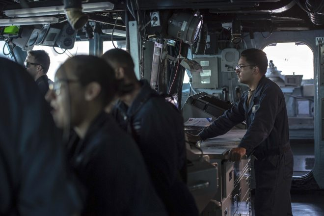 More U.S. Navy Personnel Deployed to Middle East Than Anywhere Else