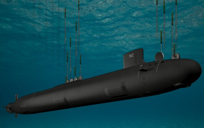 Electric Boat Building Columbia-Class Subs, Waiting on Block V Virginia Contract