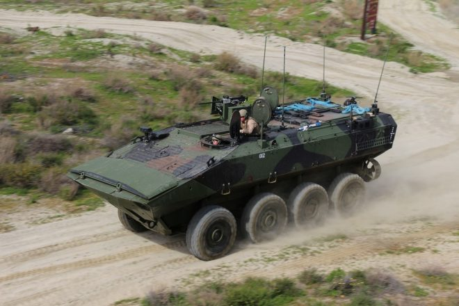 Report to Congress on Marine Corps Amphibious Combat Vehicle Program