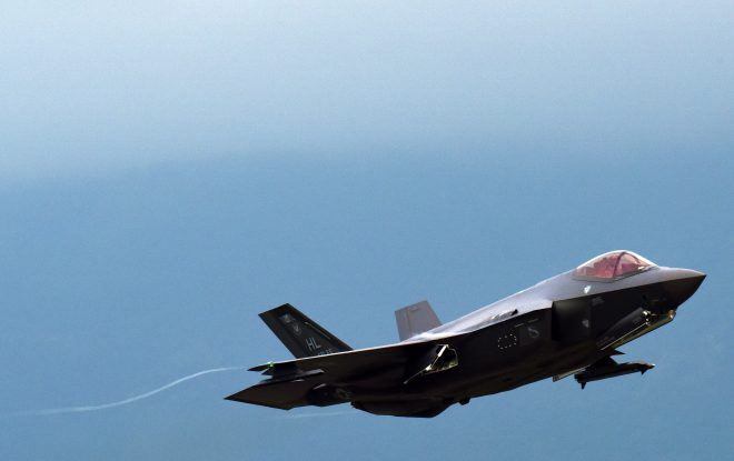 Lockheed Martin Confident Other Customers Will Buy Turkey's F-35s