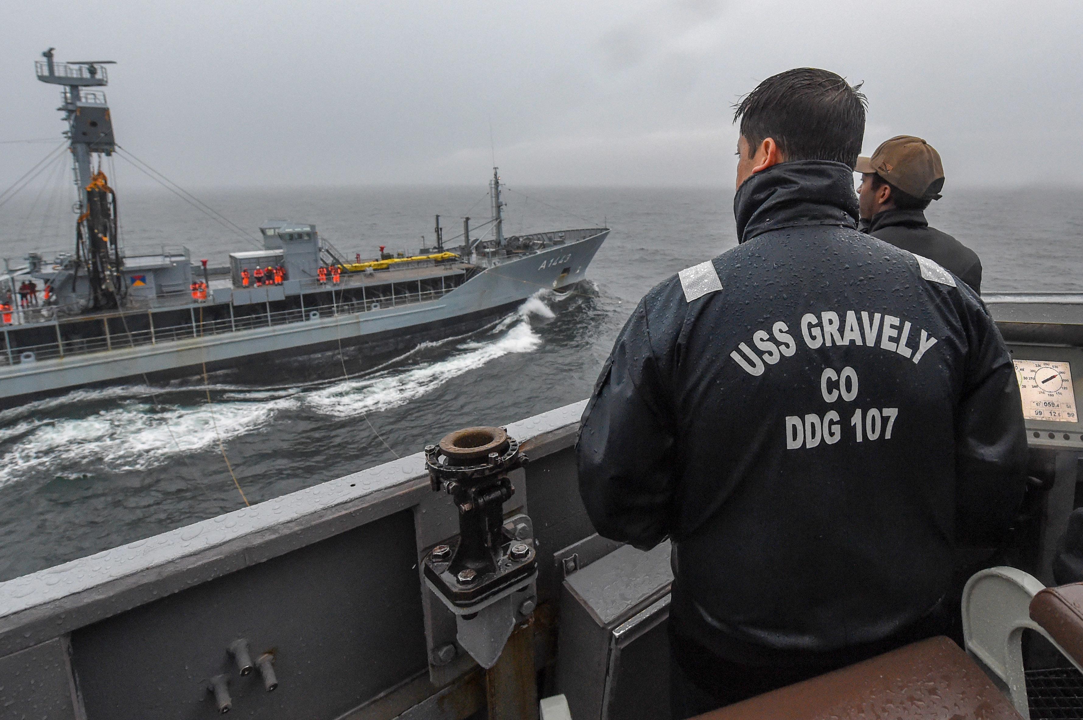 U.S. Leading NATO Maritime Group Amid Renewed Focus on Northern Europe - USNI News