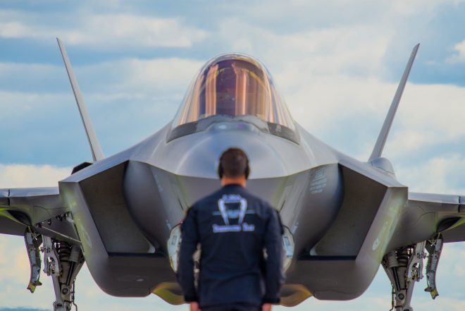 F-35 Program Leadership Changes as Turkey's Future in Program Uncertain
