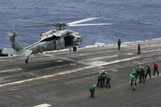 Navy Ends Search for Sailor Missing from USS Abraham Lincoln