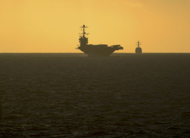 Escorts Deploy Without USS Harry S. Truman as East Coast Carrier Shortage Persists