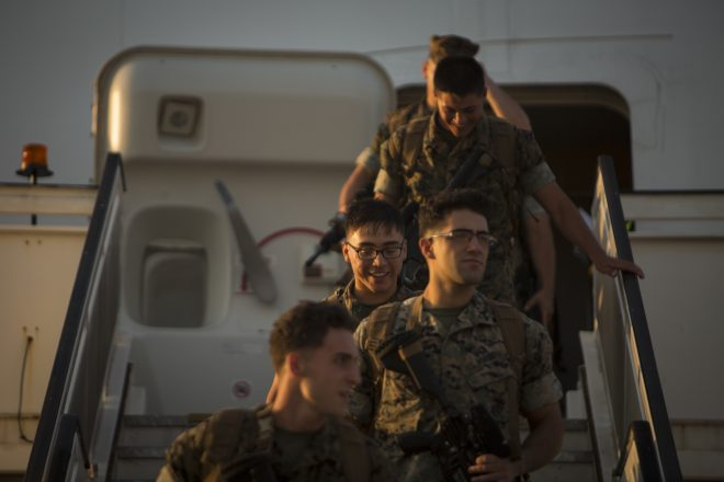 Marines Will Resume Planned Deployment to Australia After COVID-Related Delay