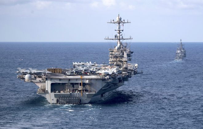 Carrier USS Harry S. Truman Fixed, Set to Deploy Soon