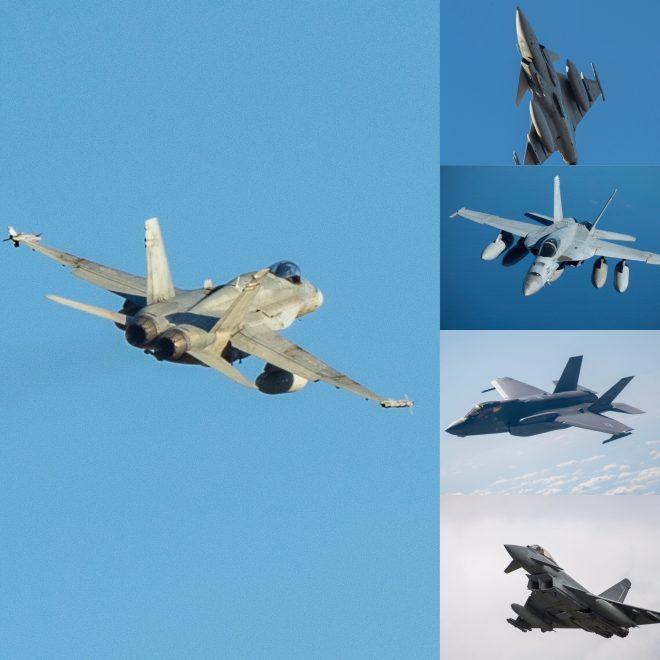 Canada Invites Boeing, Lockheed to Submit Next-Generation Fighter Proposals