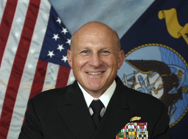 Vice. Adm. Mike Gilday Formally Nominated to be Next CNO