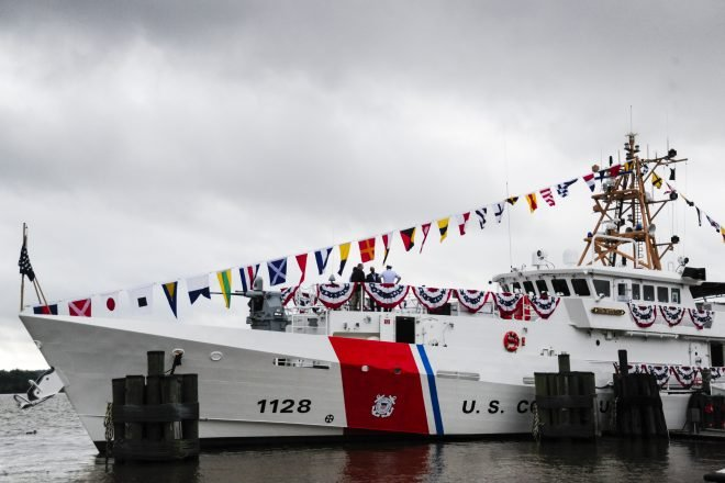 House Passes FY 2020 Coast Guard Funding; Bill Backs Icebreaker, Limits OPC Program
