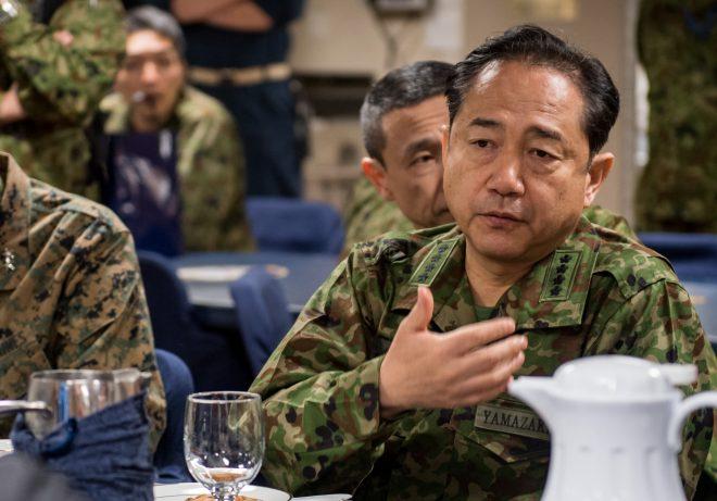 Japanese Defense Head Warns of Chinese Intrusions Near Senkaku Islands