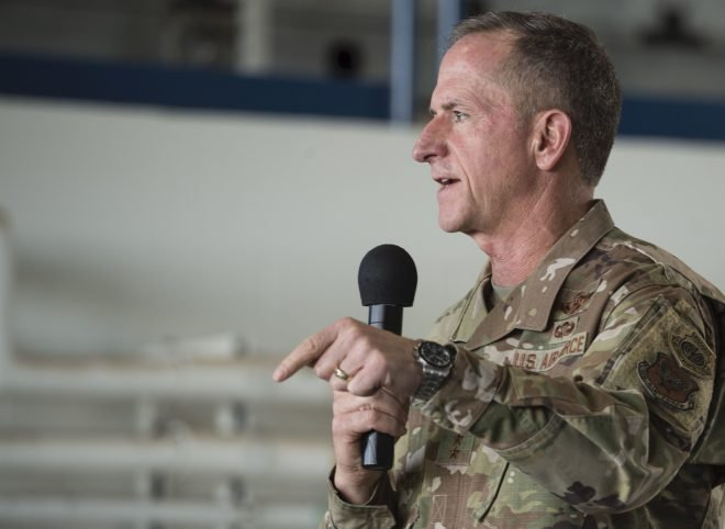 U.S. Air Force Chief Stresses Importance Of Freedom of Navigation Operations During Pacific Tour