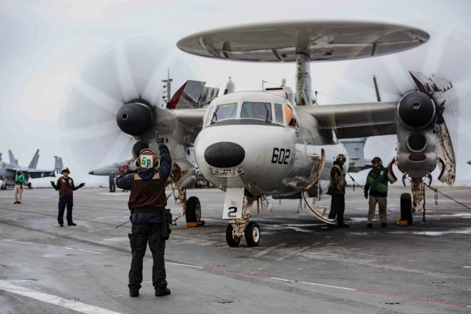 State Department Approves E-2D Advanced Hawkeye Sale to France