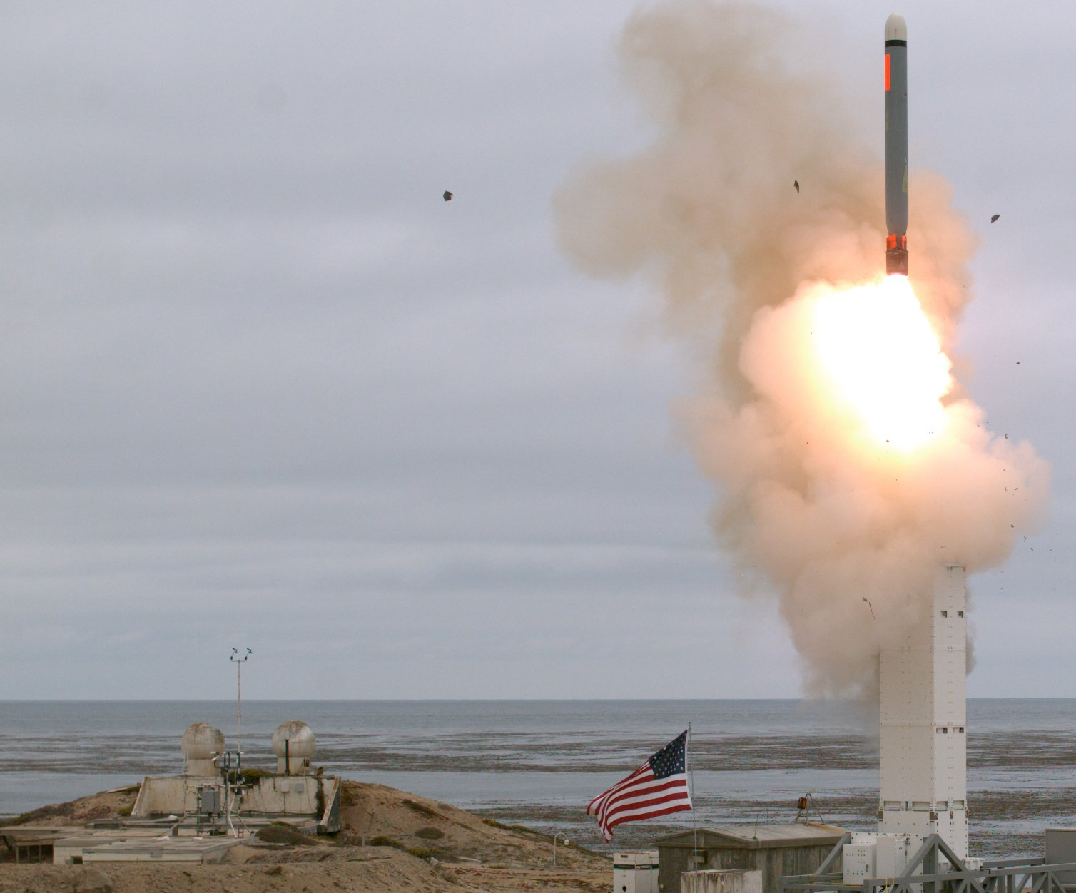 VIDEO: U.S. Tests First Post-INF, Ground-Based Cruise Missile - USNI News
