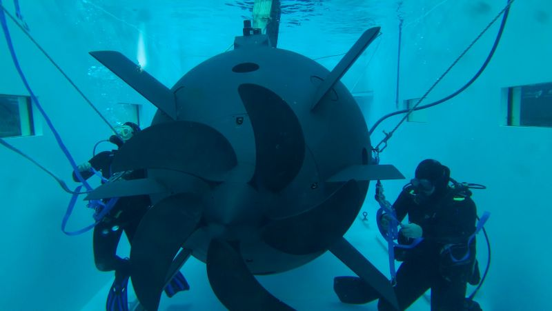 Huntington Ingalls Industries Anticipates High Navy UUV Demand - USNI News