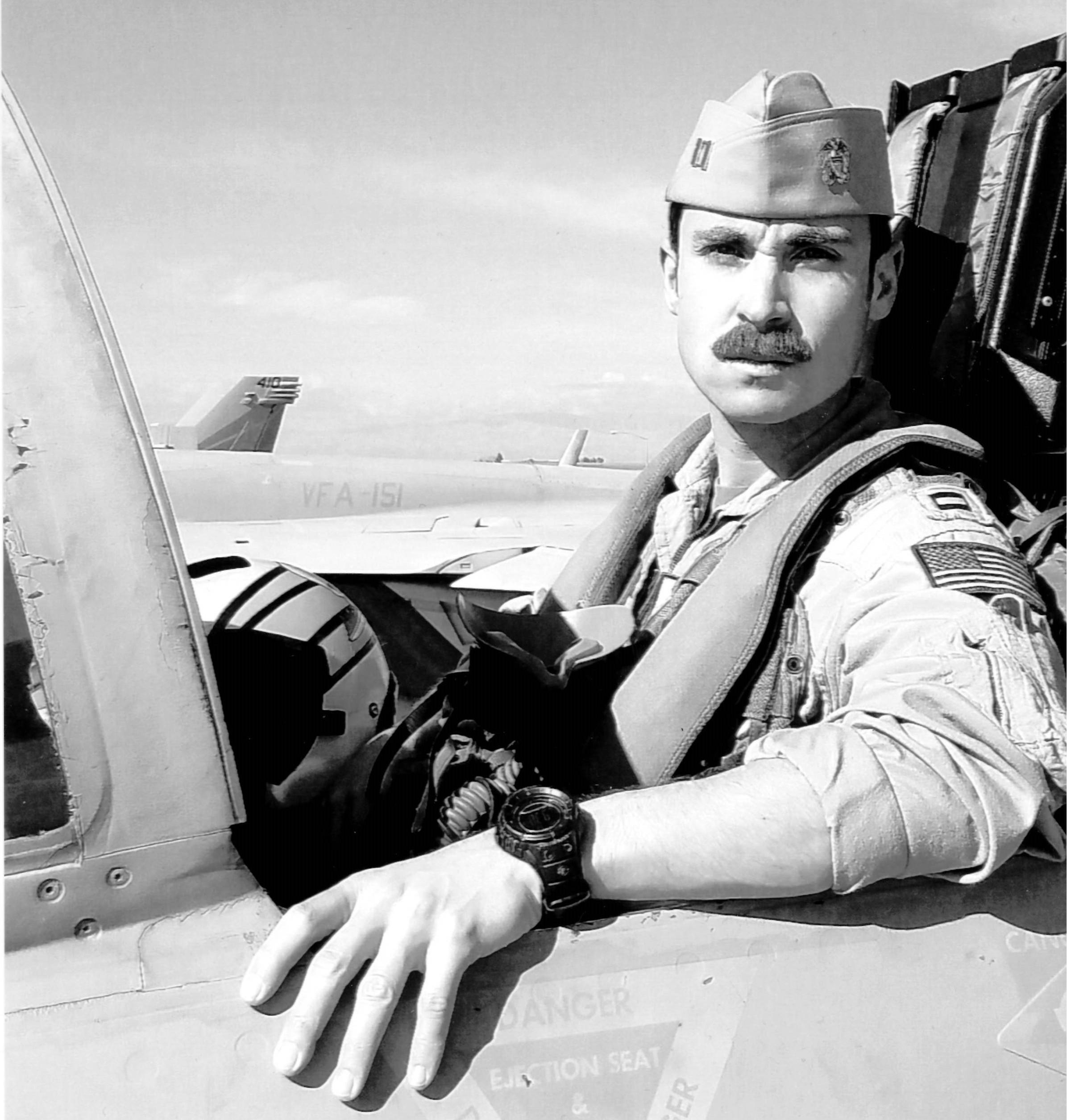Navy Identifies Pilot Killed in Death Valley Super Hornet Crash - USNI News