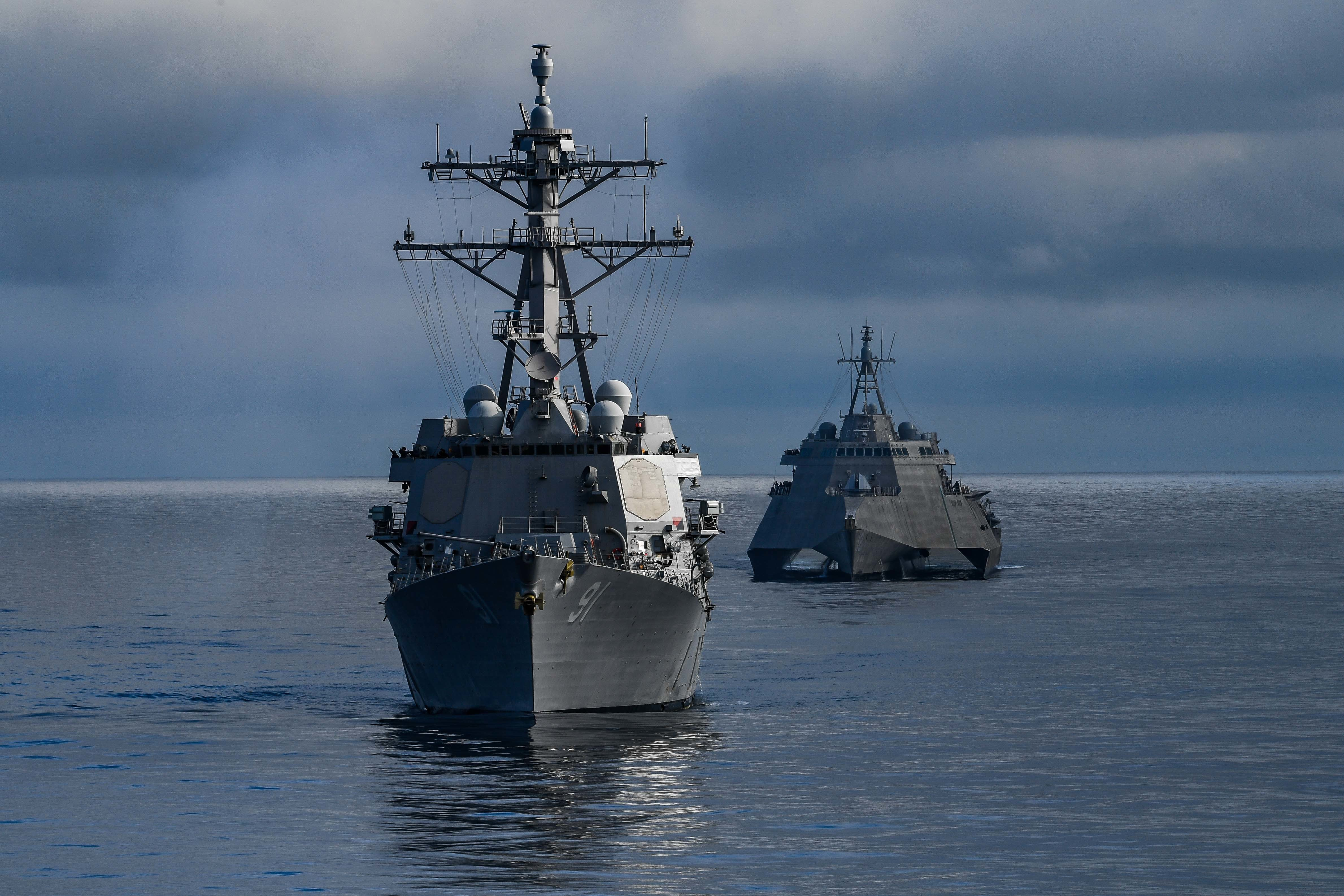 Navy Pushing More Littoral Combat Ships to Sea This Fall