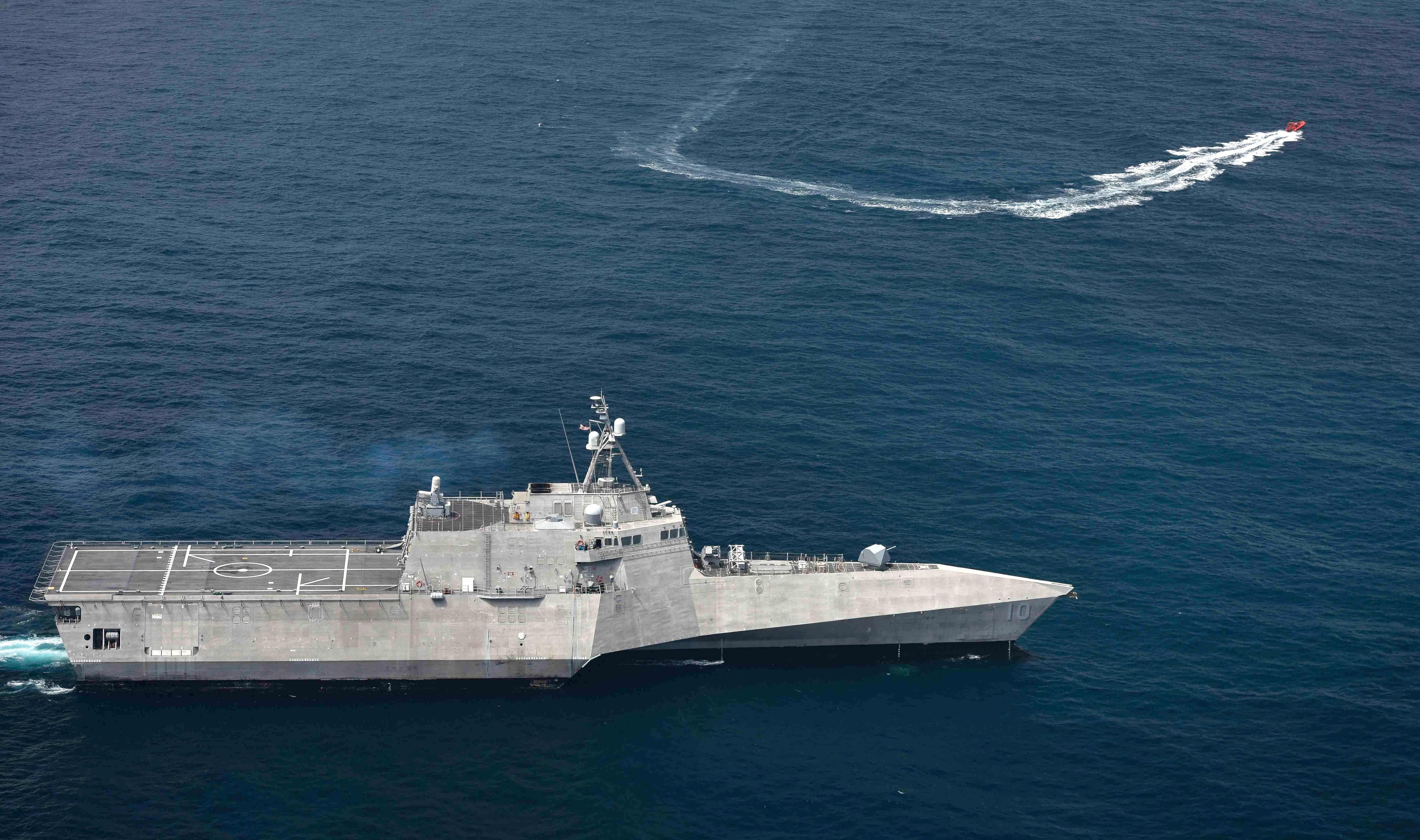 The State of LCS: Navy Moving to Add Firepower, Capability