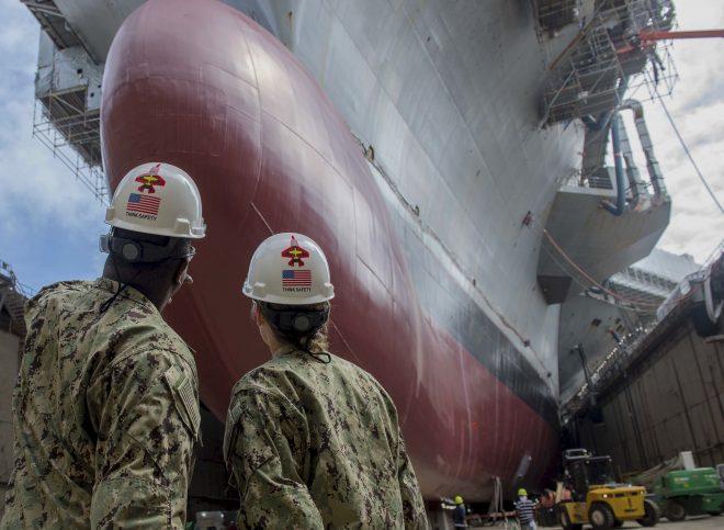 NAVSEA Harnessing Big Data to Dig Out of Ship Maintenance Backlog